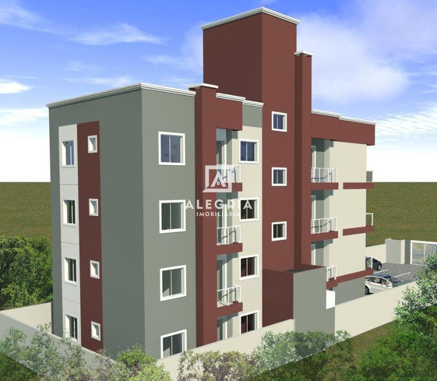 Apartamento 02 Dormitórios Tipo Duplex da Cidade Jardim em São José dos Pinhais