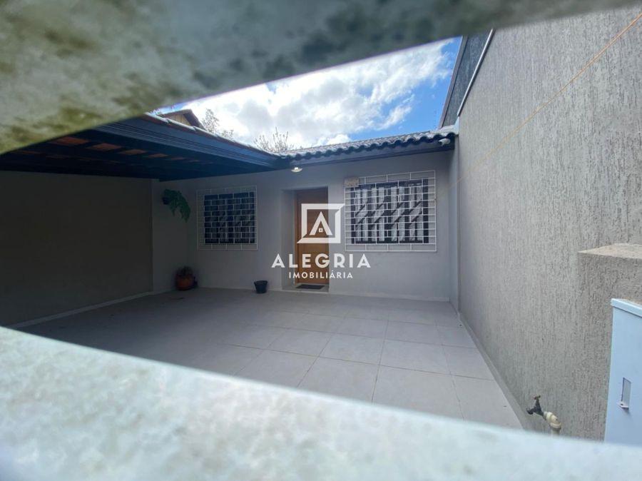 Casa 02 Dormitórios, Bairro Cidade Jardim em São José dos Pinhais